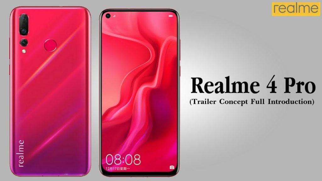 Realme 4 pro video