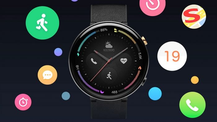 Amazfit Verge 2 display