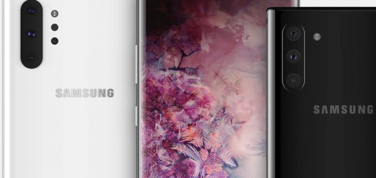 samsung galaxy note 10 data di presentazione