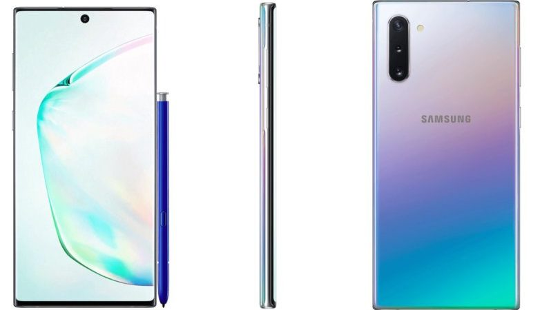 samsung galaxy note 10 plus rumors