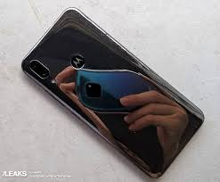 Motorola moto e6 plus back cover
