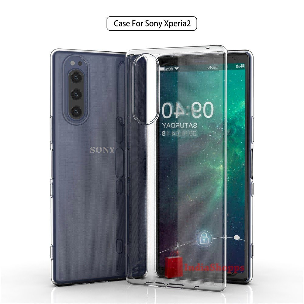 sony xperia 2 parte frontale