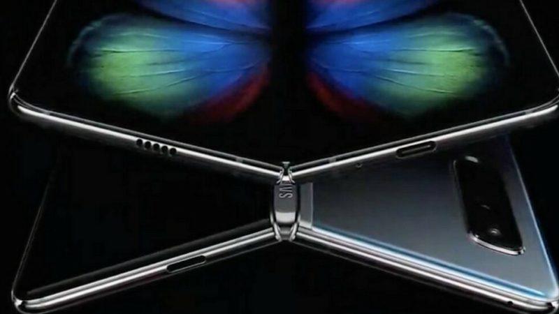 Samsung Galaxy Fold settembre