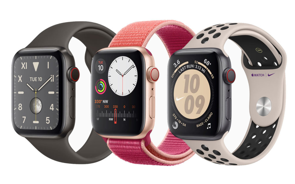 Apple Watch serie 5 presentazione