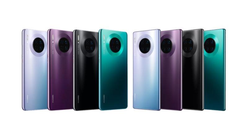 Huawei Mate 30 caratteristiche