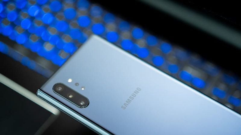 Galaxy S20 Ultra 16GB di ram