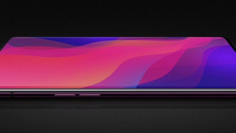 Oppo Find X2 display 2k