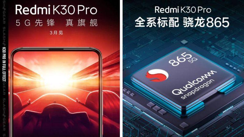 redmi k30 pro caratteristiche tecniche
