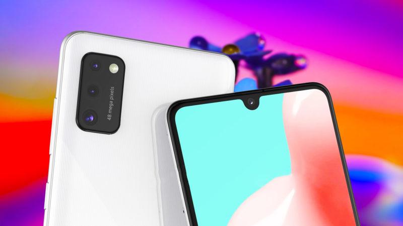 Samsung Galaxy A41 certificazione fcc
