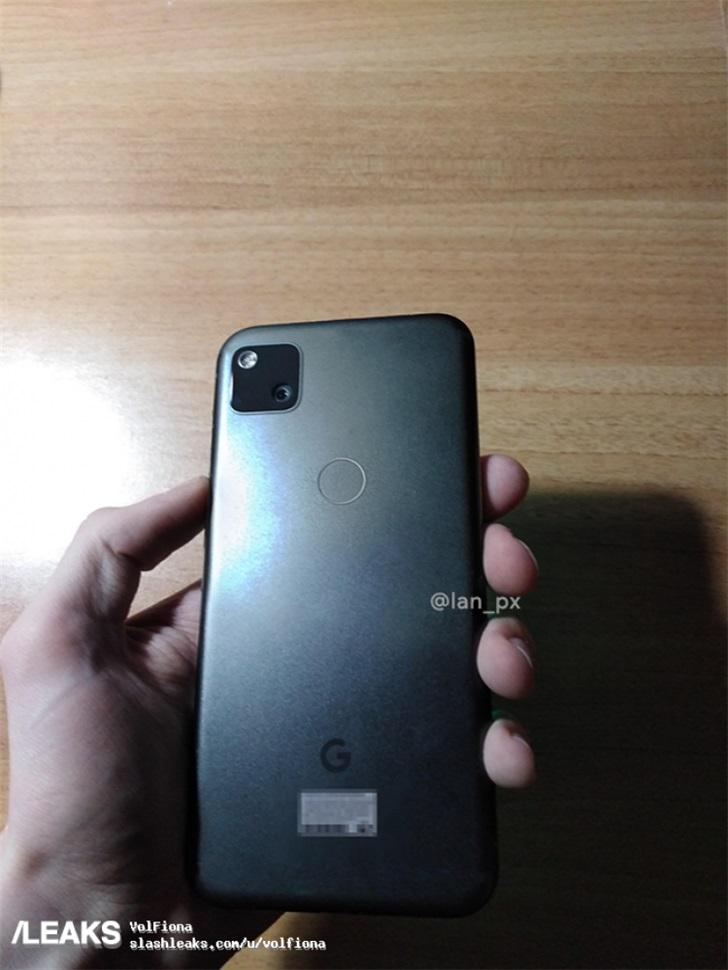 google pixel 4a retro