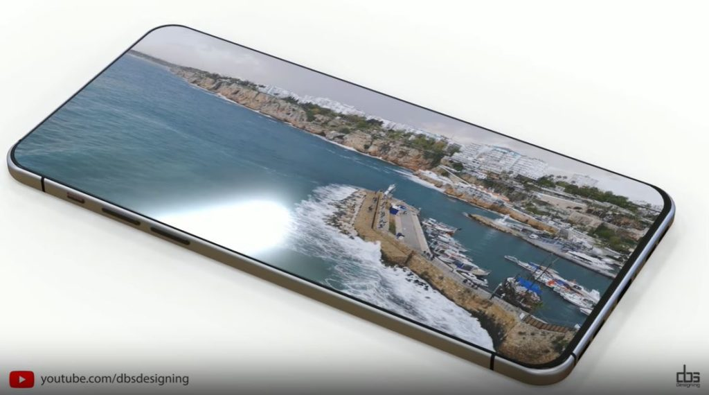 iphone 12 concept senza notch
