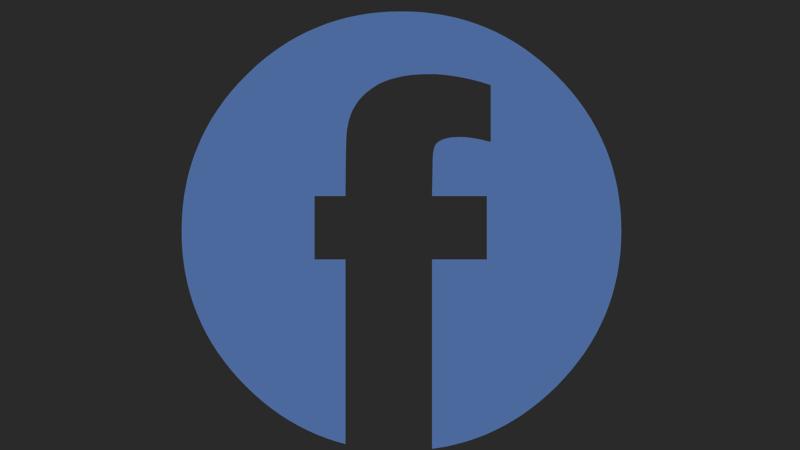 Facebook modalità scura