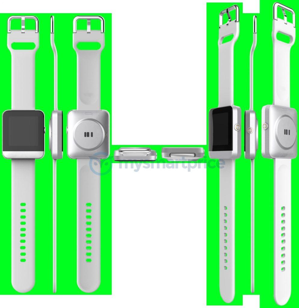 realme smartwatch grigio