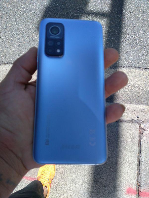 Xiaomi Mi 10T Pro back cover