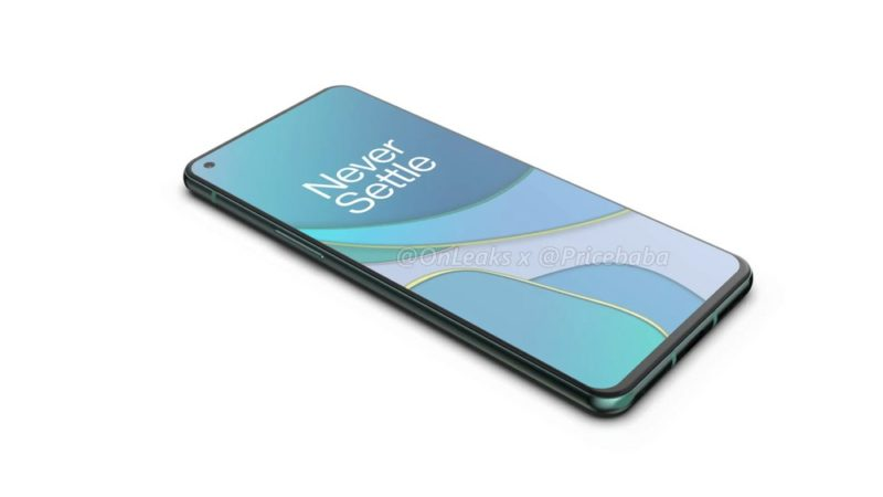Oneplus frontale